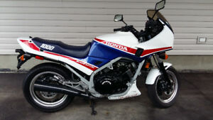1984 1000 Honda Interceptor Very Good Condition