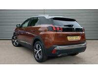 2020 Peugeot 3008 SUV 1.5 BlueHDi GT Line (s/s) 5dr SUV Diesel Manual