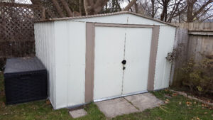10x10 shed
