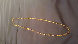 10 k Yellow Gold Necklace