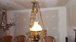 SOLID BRASS LAMP FROM ITALY! Kingston Kingston Area image 3