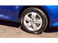 2015 Skoda Fabia 1.2 TSI SE 5dr Manual Petrol Hatchback