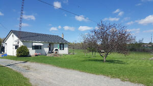 Great Starter Home on One Acre