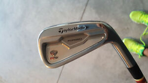 TaylorMade RSi TP 4-PW Dynamic Gold X100 Tour Issue Spined