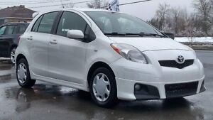 2009 Toyota Yaris RS Berline