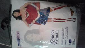Wonder Woman Costume size Small