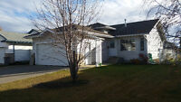 Fully developed home in South end of Grande Prairie
