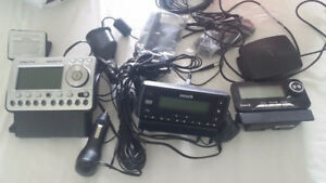 XM, DELPHI and SIRIUS Satellite Radios