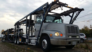 2000 FREIGHTLINER CAR CARRIER