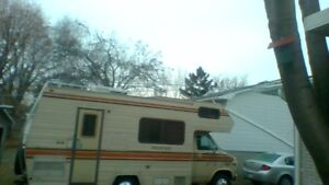 renovated motor home