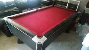 3x6 Pool Table for Sale!
