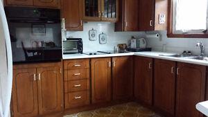 Kitchen cabinet-Armoires de cuisines