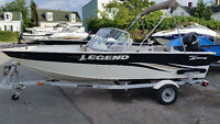 ***2010 Xcite sold!***  2 Amazing Used Legend boats remain!