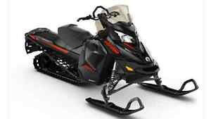 Skidoo Renegade Back Country 800 ETec with electric start