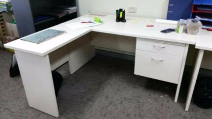 Heavy Duty Office Desks, 5 available - Located in Bankstown Bankstown Bankstown Area Preview