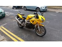 2001 Suzuki SV650 s Well maintained with long MOT