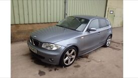 BREAKING BMW 1 SERIES SPORT120i E87 2005
