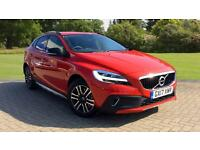 2017 Volvo V40 Cross Country D2 Nav Plus Geartronic Automatic Diesel Hatchback