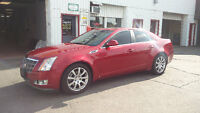 2009 Cadillac CTS 4 AWD LOADED LEATHER/SUNROOF/BOSE!/NAVI! Kitchener / Waterloo Kitchener Area Preview