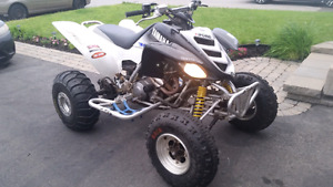 Raptor 660  second owner !