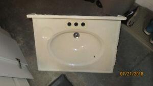 24-inch Porcelain sink for sale