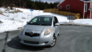 2006 Toyota Yaris Hatch RS 2dr Auto REDUCED