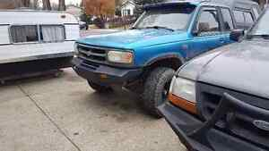 Ford ranger, Custom bumpers and more Strathcona County Edmonton Area image 2