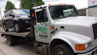 Moe's towing services 519-914-5887