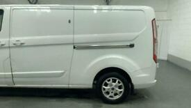 FORD TRANSIT CUSTOM VAN 2.2 290 LIMITED LR P/V *BUY TODAY FROM £249 PER MONTH*