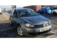 2010 Volkswagen Golf 1.6 TDi 105 BlueMotion Tech SE Manual Diesel Hatchback
