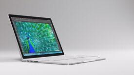 Microsoft Surface Book 256GB SSD 8GB Ram Intel Core i7