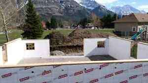 ICF Foundations and General Construction
