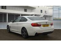 2017 BMW 4 Series 420d [190] M Sport 2dr Auto [Professional Media] - SUN PROTECT