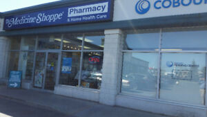 Office space in busy Cobourg Gateway Plaza