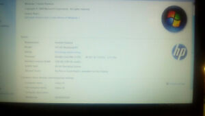 HP laptop with HDMI windows 7 $200 or trade Xbox, other gear
