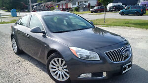 2011 Buick Regal Sedan CXL