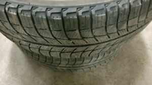 Michelin 205/65/16 X-ICE winter tires $100 OBO