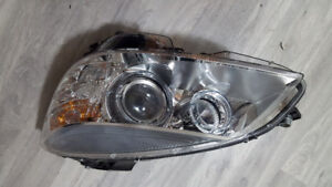 2008 - 11 Mercedes C Class Driver side Headlight with module