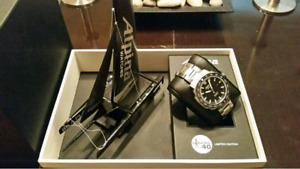 Montre alpina extreme sailing limited edition watch