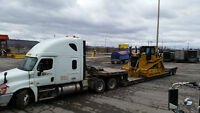 Long Haul Flatbed Driver and Short Haul Flatbed Driver