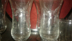wine glasses(tumblers & stem ware) also beautiful wine rack Belleville Belleville Area image 7