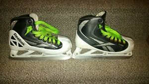junior goalie skates size 3.5