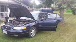 2001 Buick Regal LS 3.8