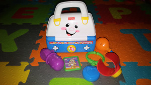 Fisher Price laugh & learn Medical Kit