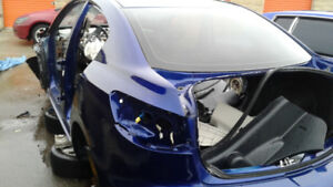 2012 Mazda 3 part out