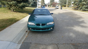 96 Pontiac Grand Am GT $1200  OBO