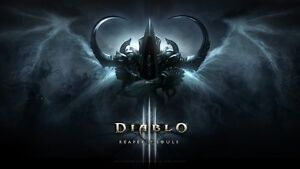 Diablo III PS4 Game (very good conditions)