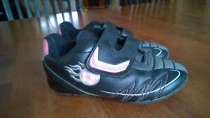 Souliers Soccer fille 9