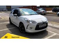2013 Citroen DS3 1.6 e-HDi Airdream DStyle Plus Manual Diesel Hatchback