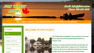 5 Page Responsive Website, Hosting, Domain Name $589.00 Peterborough Peterborough Area image 3